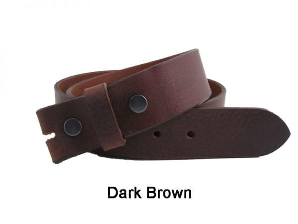 40mmstrap.dkbrown.text