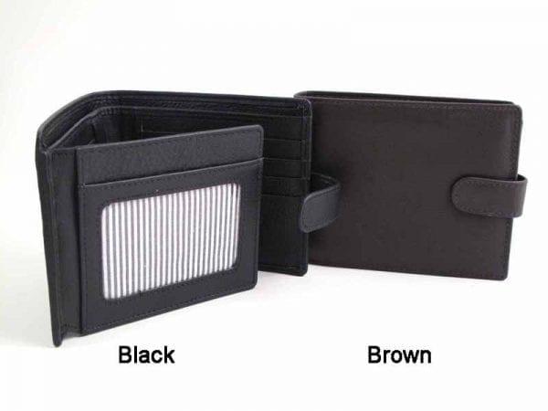 classic cowhide wallet