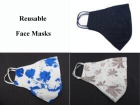 Face Masks in Organic Cotton