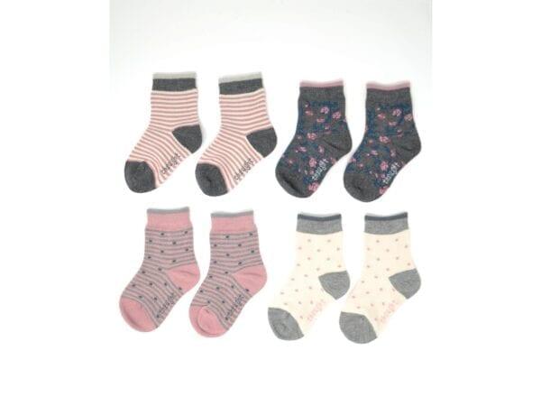 Rose Sock Designs