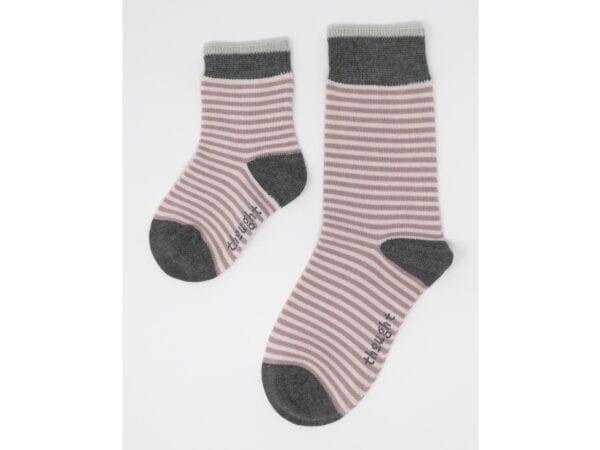 Stripe bamboo socks