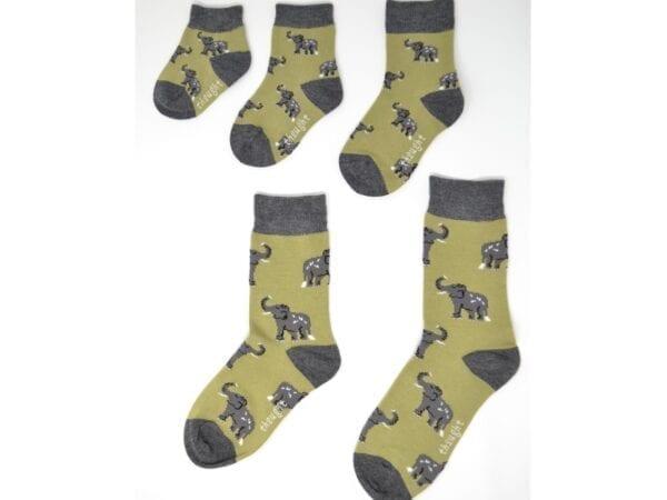 Sock Size Selection