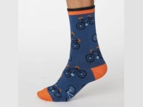 Ciclista Denim Blue socks