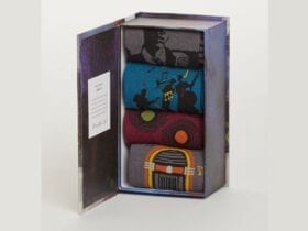 Jazz Music sock box