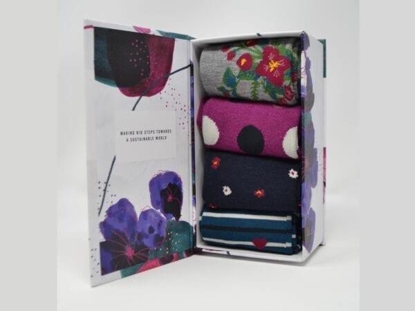 Mariot Sock Gift Box