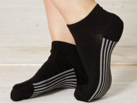black bamboo socks