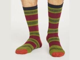 jesper stripe socks