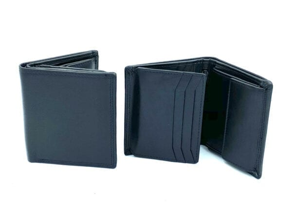 coin wallet in leather